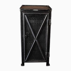 Metal Cabinet from Carl Tabel, 1920s