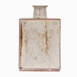 Vintage Keramikvase von Dyrehave Stentøj