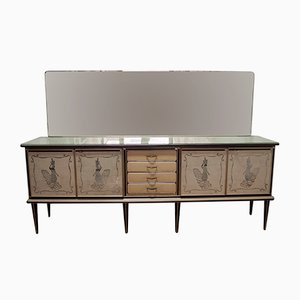 Credenza by Umberto Mascagni for Mascagni, 1950s