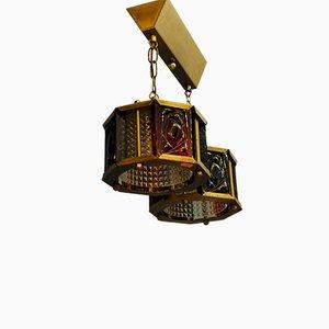 Lámpara colgante vintage de Carl Fagerlund