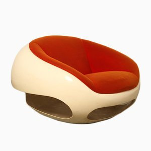 Pod Chair von Mario Sabot, 1960er
