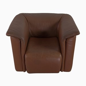 Leather Lounge Chair by Karl Wittmann for Wittmann, 1970s