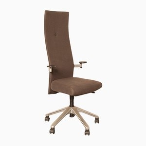 Model 125M Back Office Chair by Burkhard Vogtherr for Fritz Hansen, 2000s