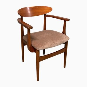 Mid-Century Teak Armchair by Ib Kofod-Larsen for G-Plan, 1960s