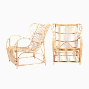 Lounge Chairs from Wengler, 1950s, Set of 2