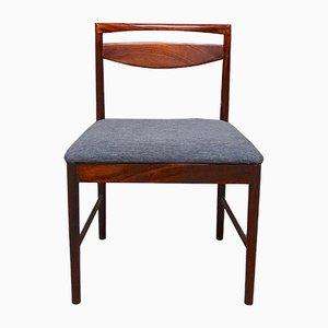 Mesa de comedor Mid-Century de teca de Tom Robertson para McIntosh, años 60