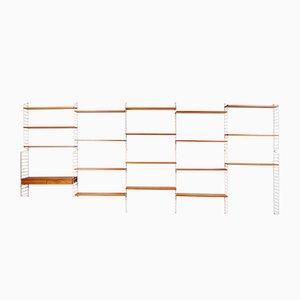 String Regalsystem von Nisse Strinning für String, 1960er
