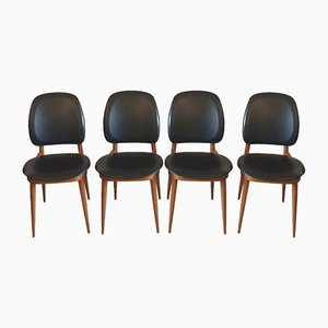 Pegasus Chairs by Pierre Guariche for Baumann, 1960s, Set of 4