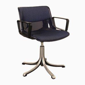 Chaise de Bureau par Osvaldo Borsani pour Centro Progetti Tecno, 1960s