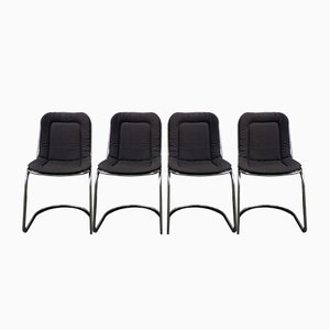 Chairs by Gastone Rinaldi, 1970s, Set of 4