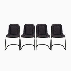 Stühle von Gastone Rinaldi, 1970er, 4er Set