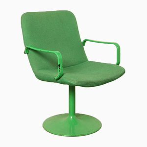 Green Chair by Geoffrey Harcourt for Artifort, 1970s