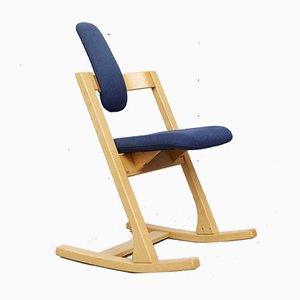 Vintage Pendulum Rocking Chair by Peter Opsvik for Stokke