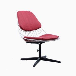 FM25 Basket Chair aus Metalldraht von Cees Braakman für Pastoe, 1960er