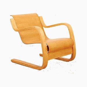 Chaise Cantilever Modèle 31 par Alvar Aalto pour Wohnbedarf, 1932