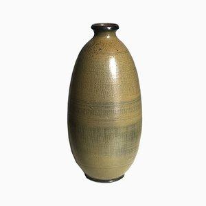 Vase Vintage en Grès par Arthur Andersson pour Wallakra