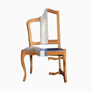 Französischer Artist Chair von Ante Vojnovic, 1983