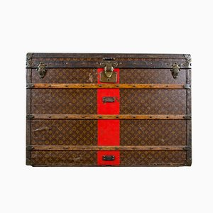 Large Antique Trunk by Louis Vuitton