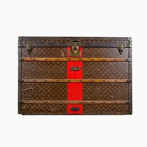 Large Antique Trunk by Louis Vuitton
