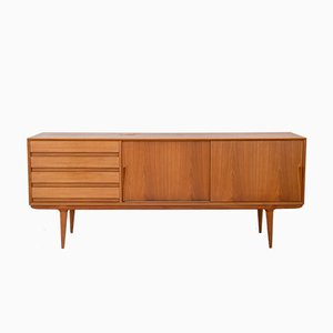 Vintage Teak Sideboard from Omann Jun