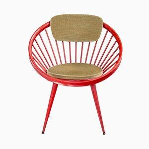 Vintage Sessel von Yngve Ekström