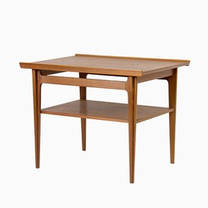 Mid-Century Teak Side Table by Finn Juhl for France & Son