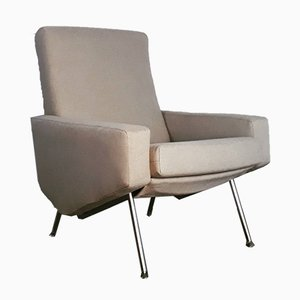 Troika Armchair by Pierre Guariche for Airborne, 1960s