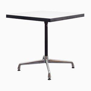 Tavolo vintage quadrato di Charles & Ray Eames per Vitra
