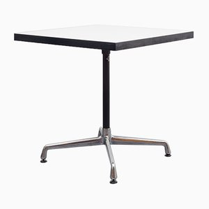 Vintage Square Contract Table by Charles & Ray Eames for Vitra