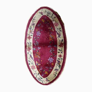 Chinesischer Vintage Teppich, 1920er