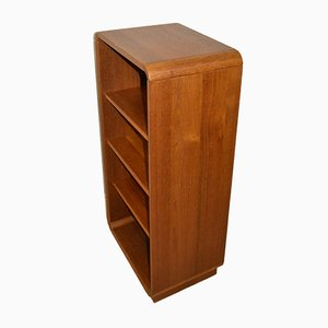 Vintage Danish Modular Teak Wall Unit by Jensen Frokjaer