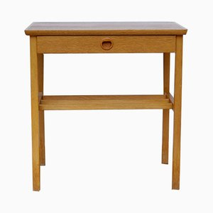 Small Vintage Danish Side Table