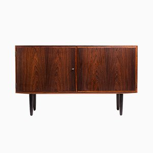 Vintage Danish Rosewood Sideboard by Carlo Jensen for Hundevad & Co, 1960s