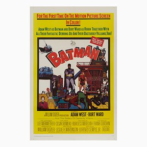 Batman Film Poster, 1966