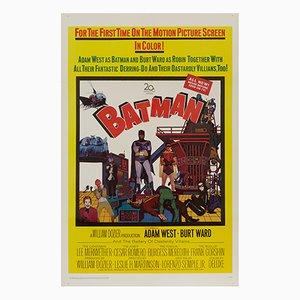 Póster de la película Batman, 1966