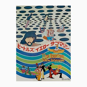 Yellow Submarine Poster, 1969
