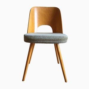 Czech Plywood Dining Chair from Tatra, 1960s