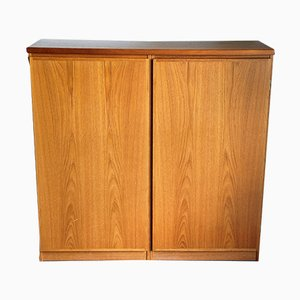 Vintage Scanflex Teak Cabinet from Omann Jun
