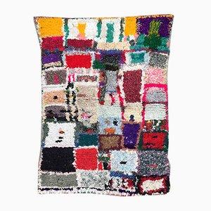 Berber Boucherouite Carpet, 2000s