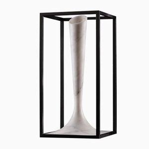 Laplace Vase von Dario Martinelli für StoneLab Design