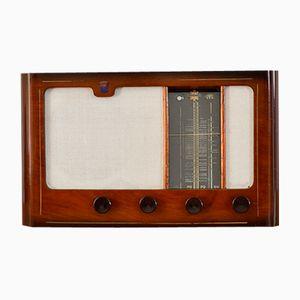 Vintage French Bluetooth Manora Radio from Charlestine, 1942