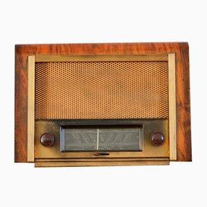 Radio Manufrance S2 vintage con altavoz Bluetooth de Charlestine, 1948