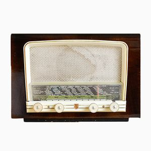 Vintage Philips BF411A Bluetooth Radio from Charlestine, 1951