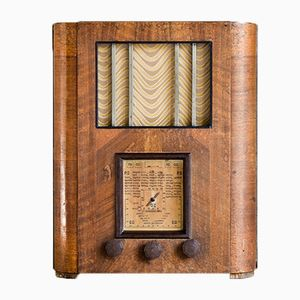 Vintage Agence Super547 Bluetooth Radio from Charlestine, 1936
