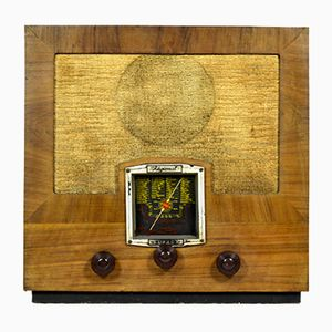 Vintage Le Régional Bluetooth Radio from Charlestine, 1936