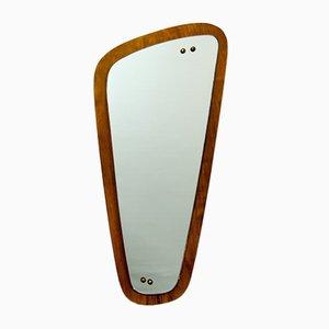 Oak Asymmetric Mirror, 1960s