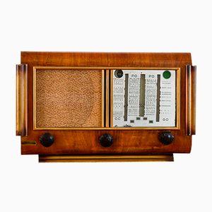 Vintage Moderne Dijon Bluetooth Radio von Charlestine, 1952