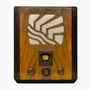 Radio Radiola RA562A vintage di Charlestine, 1934