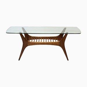 Tavolino da caffè vintage di Alfred Hendrickx per Belform