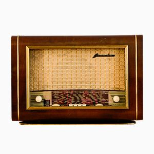 Vintage Grandin 169 Radio Bluetooth Speaker from Charlestine, 1955